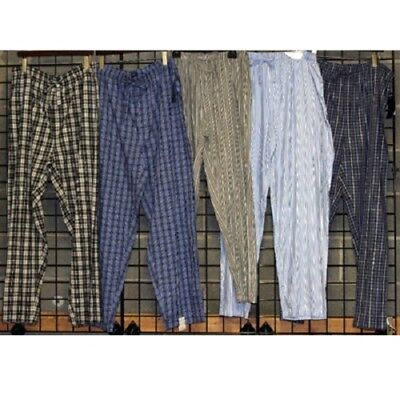 Covington Mens sizes M-2XL yarn dyed woven cotton sleep pant 24p [MCWCSLP]