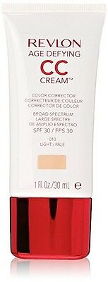 Revlon Age Defying CC Cream No-10 Light/Pale Colour Corrector, SPF30, 30ml Sale