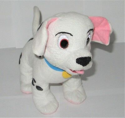 """Official Disney 101 Dalmatians Bark N' Howl Penny Electronic 7.5"""" Soft Toy"""