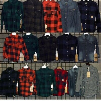 Woolrich Boys sizes 4-74 assorted long sleeve woven tops 24pcs. [WR47LS]