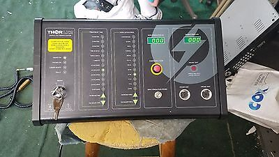 THOR LX2 laser therapy table top control unit With laser acupuncture probe 810nm