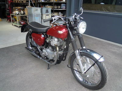 1966 Other Makes G 15  Matchless G 15 750 1966 restored