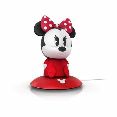 Disney SoftPals Minnie Mouse - Philips LED Nightlight