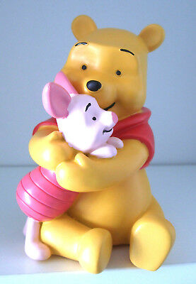 Winnie The Pooh Money Box Disney Childs Gift / Gift Boxed