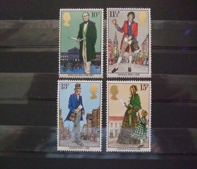 1979 - Gb Stamps - Sir Rowland Hill - Mnh