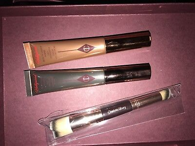 BRAND NEW Charlotte Tilbury Contour Wands With Brush (Fair/Medium)