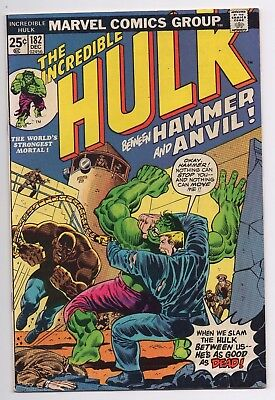 Marvel Comics The Incredible Hulk #182 1st Crackajack Jackson, Wolverine Cameo