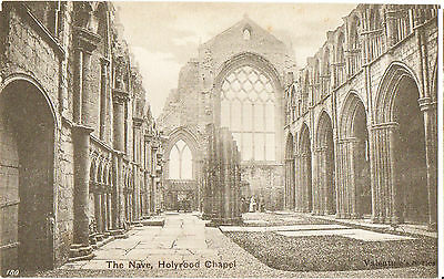 The Nave,Holyrood Chapel