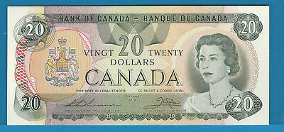 1979 20$  Bank Note Of Canada Thiessen/Crow 56839719484   UNC BC-54c-i