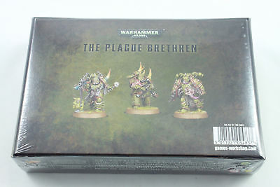 Die Plague Brethren, Death Guard, Warhammer 40k, Games Workshop, NEU/OVP