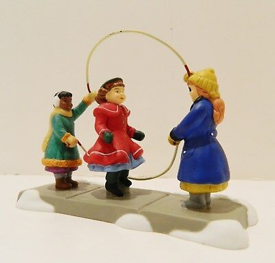 """Dept.56 , Christmas In The City -  Accessory   """"all In Together Girls """"  #58960"""