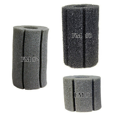 Filter Max  REPLACEMENT SPONGES, for  Aquarium Pre-Filter by ATI,  from AAP