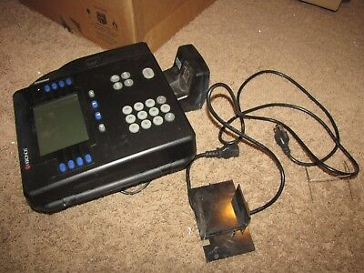 *KRONOS* System 4500 Time Clock 8602800 with Kronos Touch ID FVD