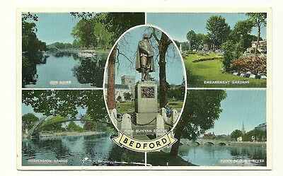 Bedford - a photographic multiview postcard