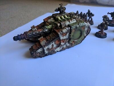 Death guard warhammer 30k 40k fully painted army