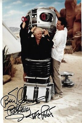 Lost In Space Autograph of Bob May, Man in Robot, Signed w/ COA