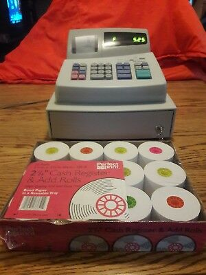 Sharp XE- A101 Electronic Cash Register with 2 Keys