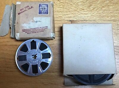 Lot of 2 vintage 8mm Stag Adult Films Movies - Untested