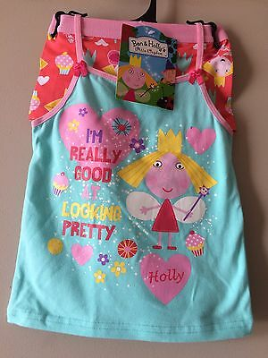 Ben And Holly Trunk And Singlet Set