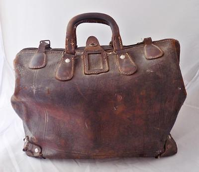 Antique Doctors Medicine Bag Veterinarian Costume Cosplay Halloween