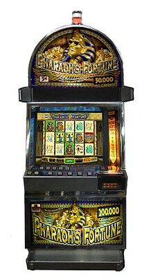 Igt Pharaohs Fortune Video Machine With Brand New Lcd Screen, Free Shipping