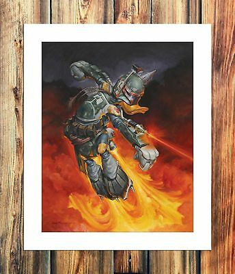 Fire hero superman Paintings  HD Canvas Print Home Decor Room Wall Art Picture