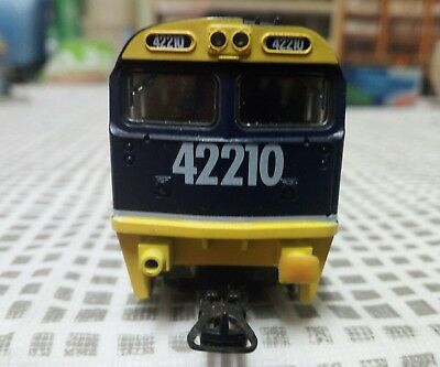 ho locomotive lima nswgr 422 class locomotive blue yellow