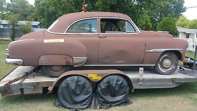 1951 Chevrolet 2 DR. COUPE DELUXE 1951 chevy