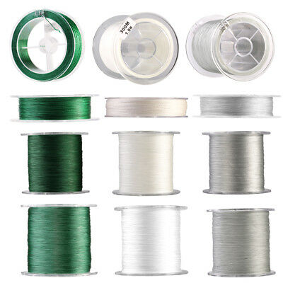 100m 300m 500m Strong Braided Safety Sea Fishing Line 4 Strands 12LB-100LB SD