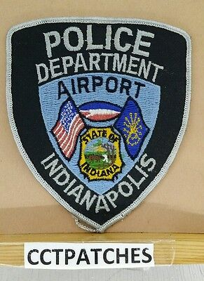 Indianapolis, Indiana Airport Police Shoulder Patch In