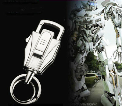 Transformer Style Cigarette Lighter USB Recharge Lighter Key Ring Key Chain