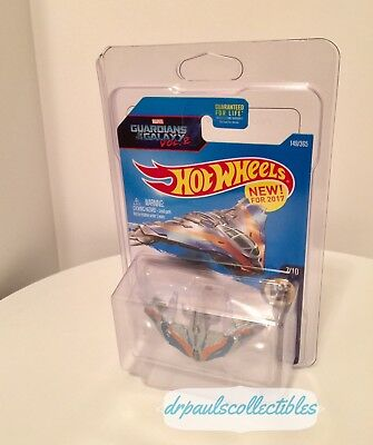 Hot Wheels  Milano Marvel Guardians Of Galaxy VOL.2  HW Screen Time W/protector