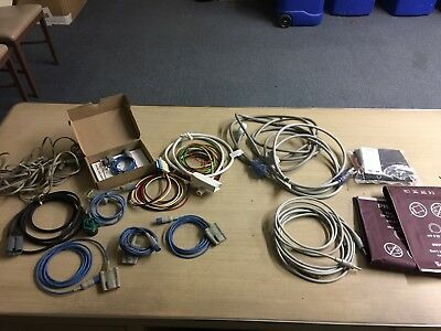 Philips Heartstart Mrx Cables Lot