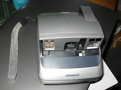 Nice Polaroid One600 Instant Camera Tested Working Vg Used Condition One 600