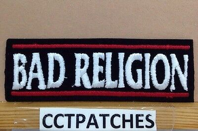 Bad Religion Band Patch