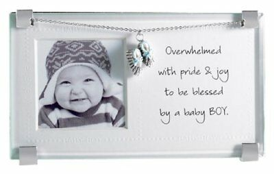 Mud Pie Picture Frame Baby Boy