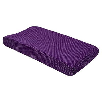 Trend Lab Changing Pad Cover Grape Expectations