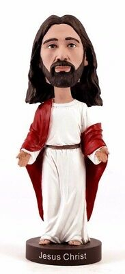 Jesus Christ Bobblehead V2 Hand Painted Religious Collectibles