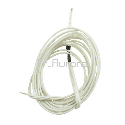 2PCS Reprap NTC 3950 Thermistor 100K + 1 Meter wire for 3D Printer Bed Hot End