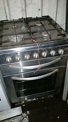 Westinghouse Gas Stove and electric oven