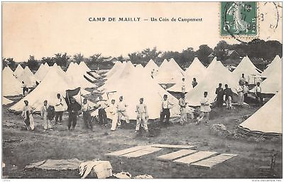 10-Camp De Mailly-N°283-B/0291