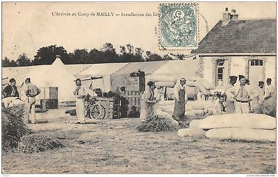 10-Camp De Mailly-N°283-B/0255