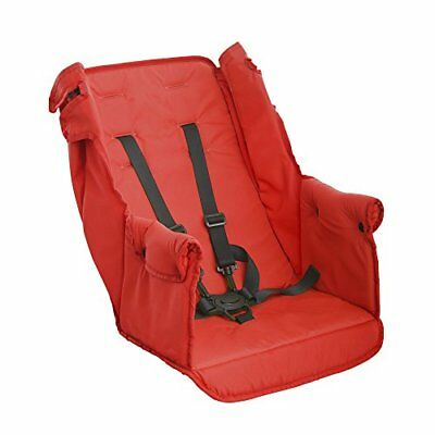 Joovy Caboose Rear Seat Red