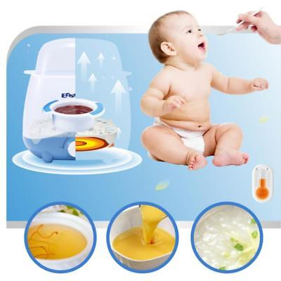 Multi-functional Double-bottle Warm Milk Portable Baby Temperature Thermostat U3