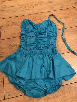 1950/60's Vintage Swim costume by Metro made in England