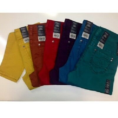 Silver Jeans Co. Junior's Assorted Color skinnys 36pcs. [silver-COLOR] efashionw