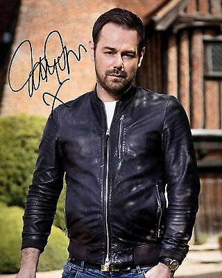 Danny Dyer #2 - 10X8 Pre Printed Lab Quality Photo Print - Free Delivery