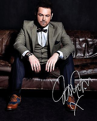 Danny Dyer #1 - 10X8 Pre Printed Lab Quality Photo Print - Free Delivery