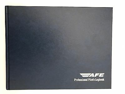 AFE Professional Pilots CPL Logbook *EASA COMPLIANT*