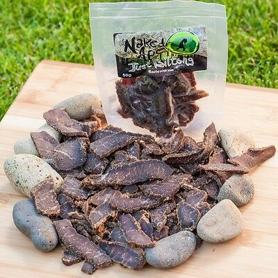 The Naked Ape Just biltong biltong Paleo Régime